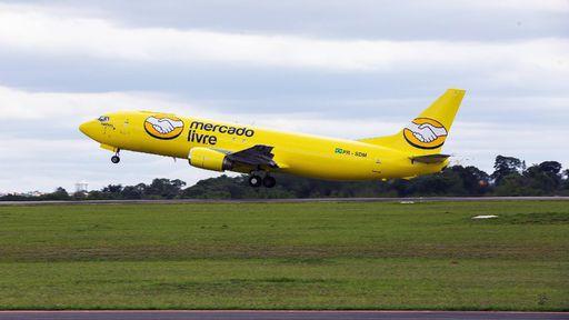Mercado Livre terá frota própria de aviões para entregas