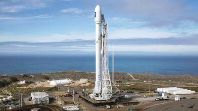 SpaceX lança foguete Falcon 9 para missão secreta Zuma