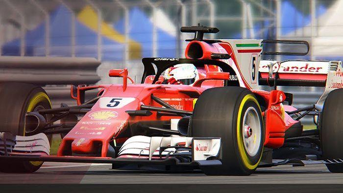 A imprensa terá um papel fundamental na carreira dos pilotos do game F1 2018  - Games 23c7b00c5421a
