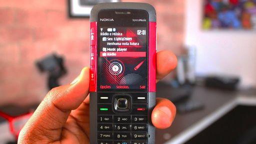 Você compraria? HMD relançará clássico Nokia 5510 Express Music este ano