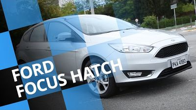 Ford Focus Hatch 2017 (com Sync 3) [CT Auto]