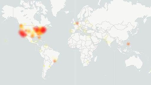 Caiu aí? Vários sites ficam inacessíveis na manhã desta terça-feira (8)