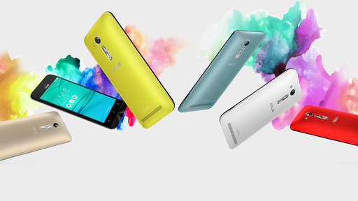 ASUS lança  Zenfone GO TV