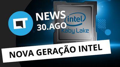 Sétima geração de CPUs Kaby Lake, Nexus com os dias contados e + [CT News]