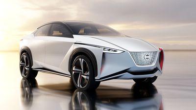 Nissan apresenta conceito de carro elétrico totalmente autônomo
