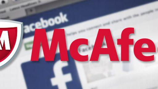McAfee lança ferramenta para 'bloquear' fotos no Facebook