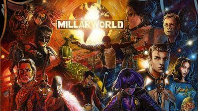 Netflix anuncia produção de séries e filmes baseados nas obras de Mark Millar