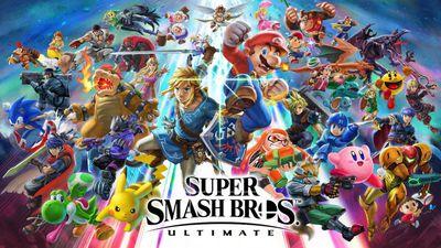 E3 2018 | Super Smash Bros Ultimate terá todos os personagens da franquia