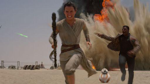 Star Wars: O Despertar da Força quebra recordes de bilheteria em sua estreia
