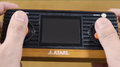 Atari anuncia console portátil baseado no Atari 2600
