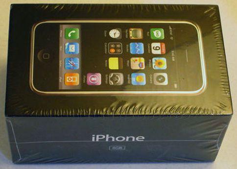iPhone Primeira Geração Lacrado