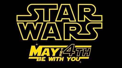Por que o Star Wars Day é celebrado no dia 4 de maio?