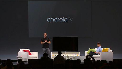 Google I/O: Android TV é a aposta do Google para dominar sua sala de estar