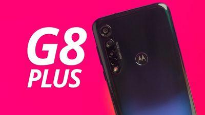 Moto G8 Plus é melhor que o Moto G7 Plus?[Análise/Review]