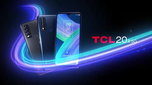 TCL 20 R 5G é anunciado para competir contra Galaxy A22 e Redmi Note 10 5G