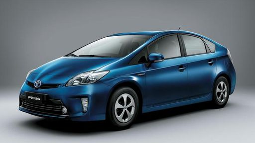 Prius: o famoso veículo híbrido da Toyota chega ao Brasil