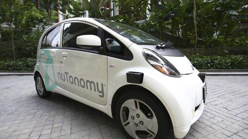 Singapura estreia serviço de táxis autônomos