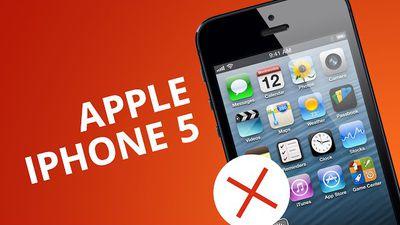 APPLE IPHONE: 5 motivos para NÃO COMPRAR [5 Motivos]