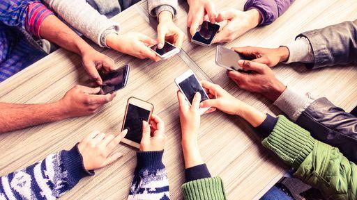 Dispositivos móveis serão responsáveis por 75% do tráfego de internet em 2017