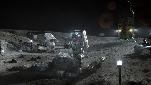 Quanto dinheiro a NASA precisa para levar novos astronautas à Lua?