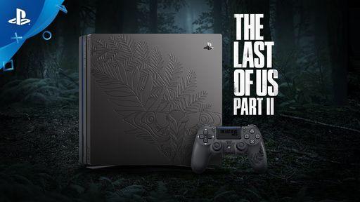 Sony anuncia edição limitada do PlayStation 4 Pro com The Last of Us Part II