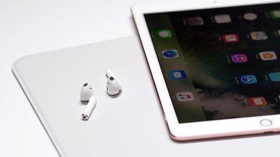 Boatos sugerem que novos iPads, AirPods 2, AirPower chegarão no final de março