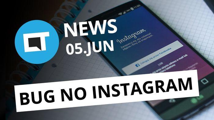 a01bfdc3718 Samsung Galaxy A6+ no Brasil  Lenovo Z5 é anunciado  Bug no Instagram  CT  News  - Vídeos - Canaltech
