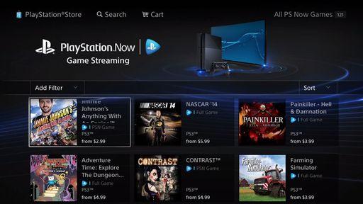 Sony confirma chegada do PlayStation Now aos PCs