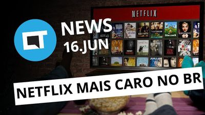 Netflix vai ficar mais cara em julho; Correios confirmam fim do e-Sedex [CT News