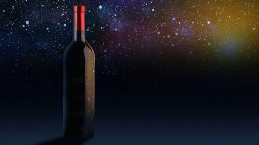 Astronautas recebem vinho na ISS, mas não podem beber nem um golinho