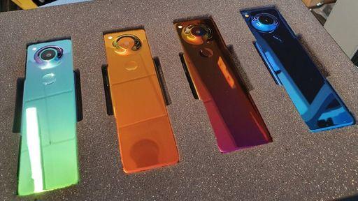 Criador do Android mostra o novo Essential Phone — que parece um controle remoto