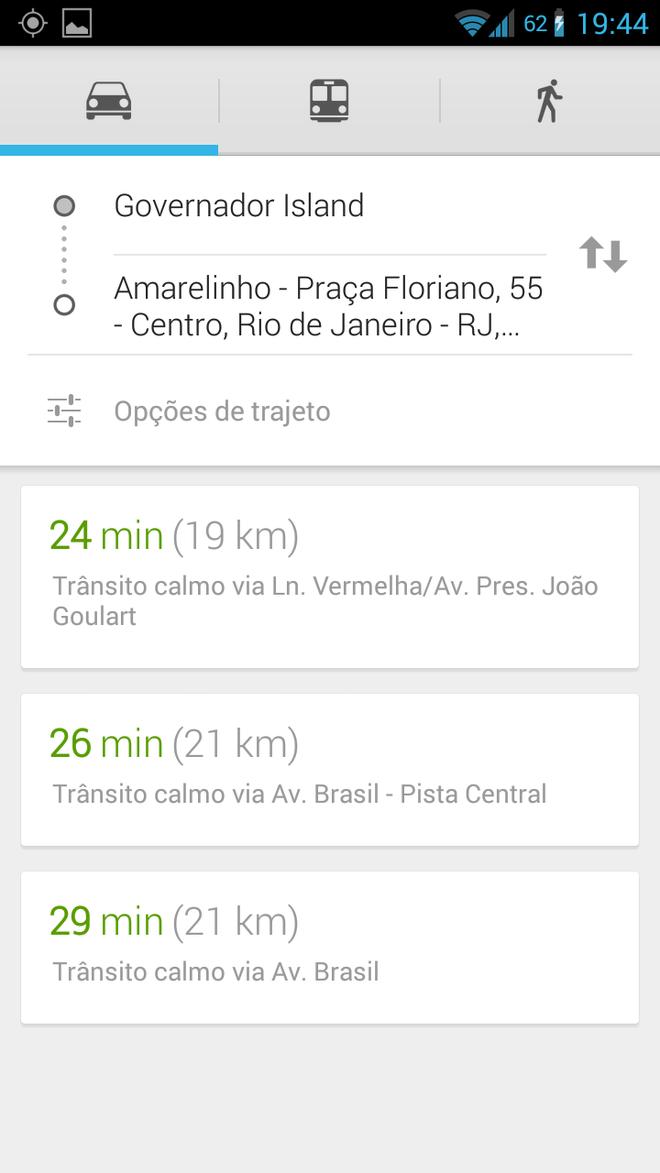 Google Maps - Rotas