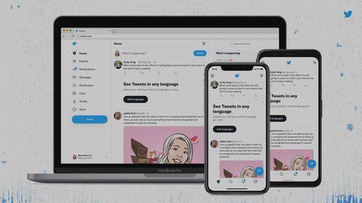 Mudou tudo! Twitter renova visual e fonte para uma experiência mais acessível