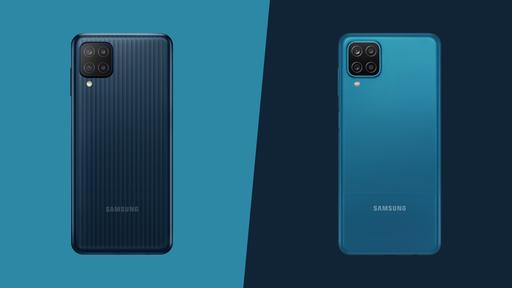Galaxy M12 vs Galaxy A12: diferenças vão além de uma letra no nome