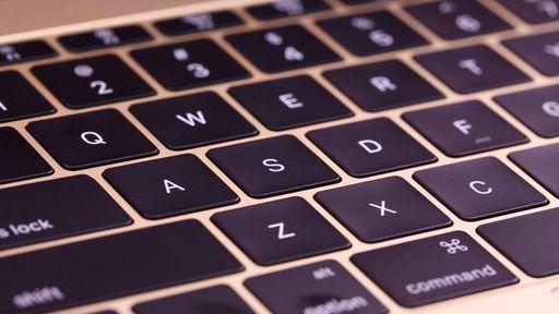 Apple vai trocar teclados defeituosos do MacBook de graça