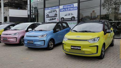 JAC E-JS1: elétrico mais barato do Brasil é 1º fruto da parceria com Volkswagen
