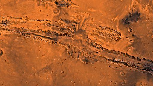 Dunas em região de Marte podem guardar informações sobre o passado do planeta