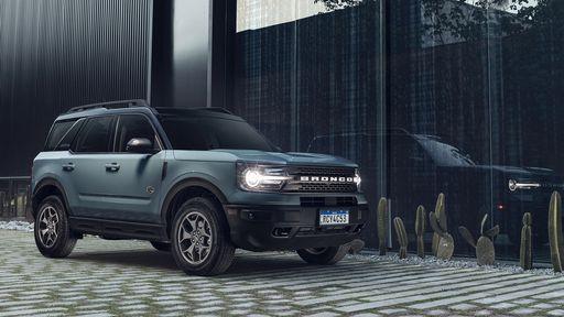 Ford Bronco pode ganhar versão elétrica em breve