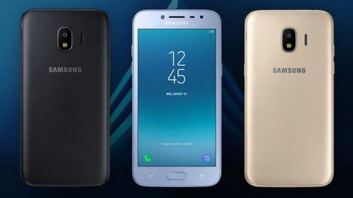 Galaxy J2 Core é o primeiro smartphone da Samsung com Android Go