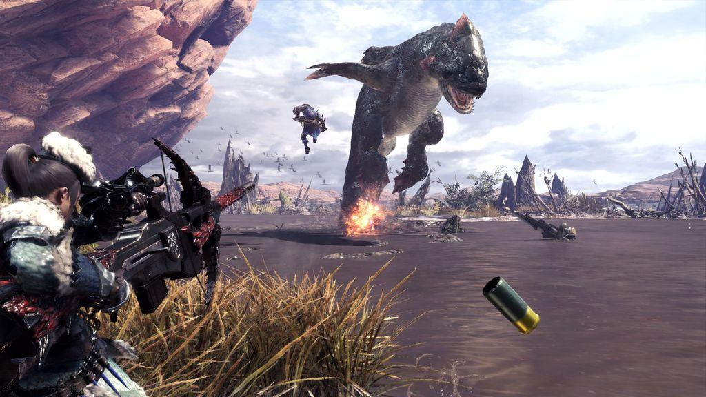 As caçadas são o ponto alto de Monster Hunter: World e, para ser bem-sucedido nelas, você conta com catorze armas ao seu — incluindo as de fogo