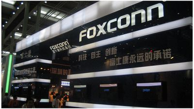 Foxconn compra três empresas de uma só vez por US$ 866 milhões