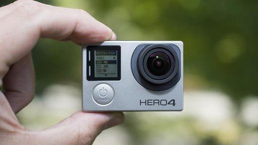 Nova linha GoPro Hero 4 começa a ser vendida no mercado brasileiro