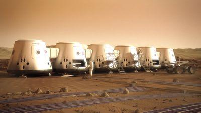 É o fim | Mars One, startup para colonização de Marte, confirma falência