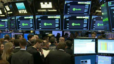 Spotify estreia na Bolsa com quase US$ 24 bilhões em valor de mercado