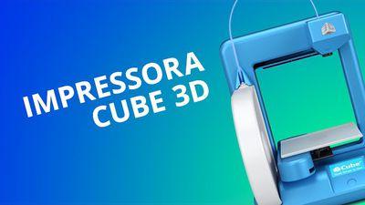 Impressora 3D: 'brincamos' com um modelo na redação do Canaltech [Análise]