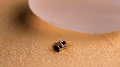 Computador do tamanho de um grão de poeira é nova aposta contra o câncer
