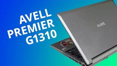 Avell G1310: parece um notebook comum, mas é uma máquina de destruição em massa
