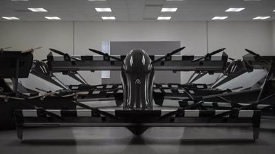 Cofundador da Google quer colocar carro voador à venda em 2019