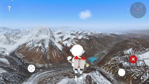 Explore o Himalaia com o novo app didático do Google