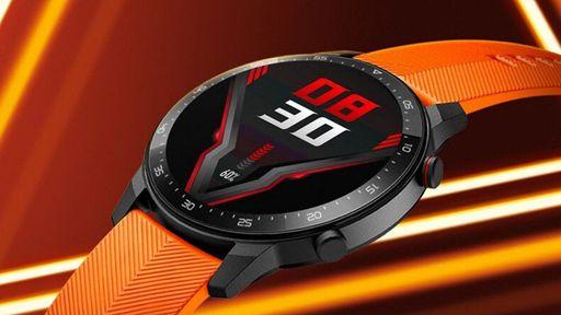 Smartwatch Nubia Red Magic Watch ganha versão global com visual esportivo